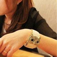 Europe fashion 1PCS Vintage Owl Cute Animal theme bracelet free shipping | eBay