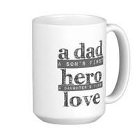 The definition of a Dad Coffee Mug