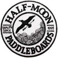 Half-Moon Outfitters Iron On Patches, Patches