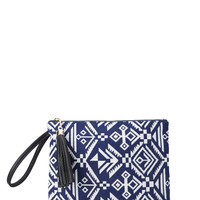 Out West Large Clutch