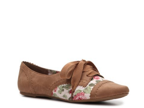 Not Rated Iris Oxford  Flats Women's Shoes - DSW