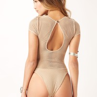SAHARA CAP SLEEVE ONE PIECE