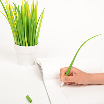 Grass Leaf Pen