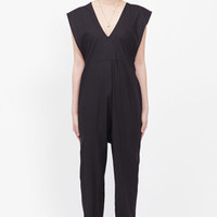Totokaelo - Electric Feathers Origami Jumpsuit - $621.00