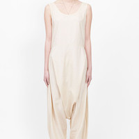 Totokaelo - Electric Feathers Alibaba Tank Jumpsuit - $624.00