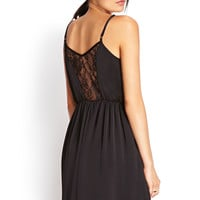 Lace Cami Dress