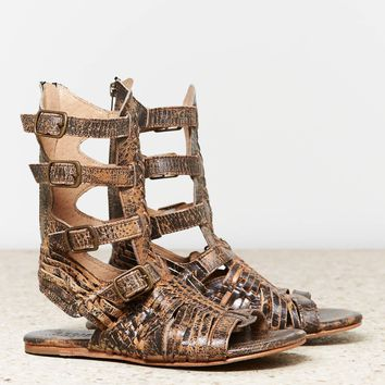 's Bed Stu Aurelia Sandal (Brown)