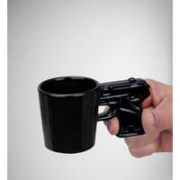 Gun 2 oz. Shot Glass Set 3 Pk