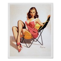 Jealous Pin Up