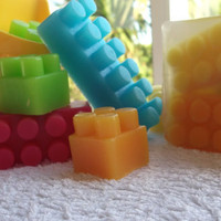 Building block Soap by Scentcosmetics on Etsy