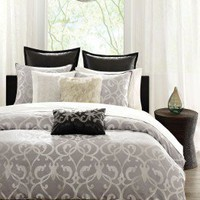 Hampton Hill Landau Comforter Set - JLA10-182 / JLA10-183