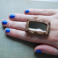 $5.00 mirror mirror on the wall ring by alliterations on Etsy