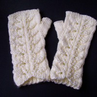 Fingerless Mitts | Luulla