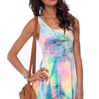 Dream On Dress in Multi :: tobi