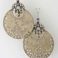 Golden Boho Statement Earrings | Emma Stine Jewelry Earrings