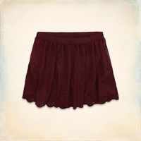 Desert Springs Embroidered Skirt