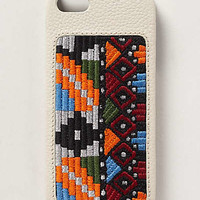 Serape Embroidered iPhone 5 Case