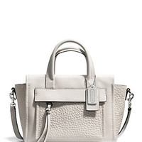 COACH BLEECKER MINI RILEY CARRYALL IN LEATHER | Dillard's Mobile