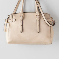 BENTON STRUCTURED SATCHEL