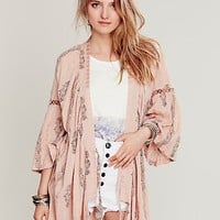 Free People Womens FP New Romantics Headed Home Wrap -