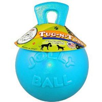 Jolly Pets Tug-n-Toss - Blueberry - 8&quot;