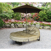 Orbit Lounger with Umbrella - Walmart.com