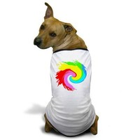 ColorsTwist Dog T-Shirt> Miscellaneous Items> Girl Tease