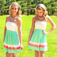 Watermelon & Sunshine II Dress