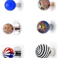 Bathroom Accessories: Door knobs creates an everlasting pleasant impression