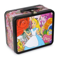 Alice With Flowers Lunchbox - View All - Whats New
