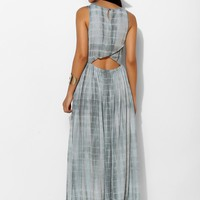 Neuw Lotus Tie-Dye Maxi Dress - Urban Outfitters