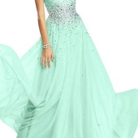 Angel Bridal Chiffon Evening Dresses Party Dresses Prom Gowns Long