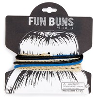 Lulu 'Fun Buns' Bun Wrap (Juniors)