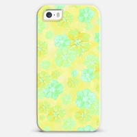 Blossoms Retro Citrus | Design your own iPhonecase and Samsungcase using Instagram photos at Casetagram.com | Free Shipping Worldwide✈