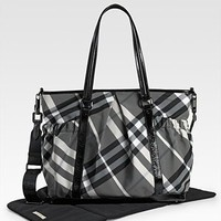Burberry - Diaper Tote Bag - Saks.com