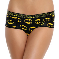DC Comics Batman Logo Hot Pants
