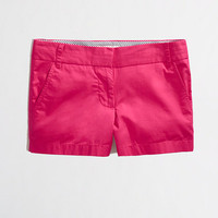 """Factory 3"""" chino short - AllProducts - FactorySale's Clearance - J.Crew Factory"""