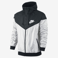 Nike Windrunner Men's Jacket - White