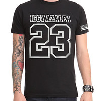 Iggy Azalea 23 Slim-Fit T-Shirt