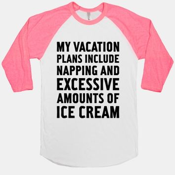 My Vacation Plans