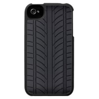 Car Tyre Tread iPhone 4 Case from Zazzle.com