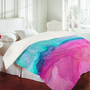 DENY Designs Home Accessories | Jacqueline Maldonado Tidal Color Duvet Cover