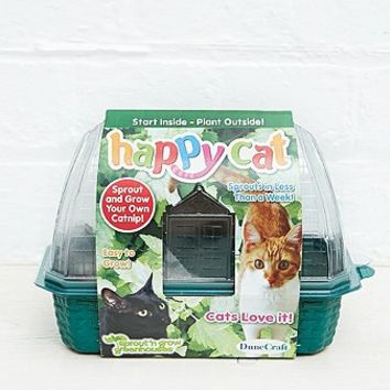 Urban Grow Happy Cat Grow-Your-Own Catnip - Urban Outfitters