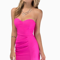Sweet Sounds Bodycon Dress $39