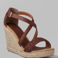 IVY BRAIDED WEDGE