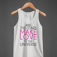 Shakira - and the stars make love to the universe T-Shirt