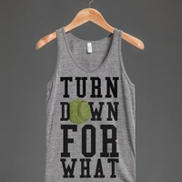 For What softball tank top tee t shirt