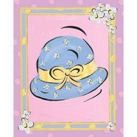 Art 4 Kids Bodacious Bonnet Wall Art - 21388 - All Wall Art - Wall Art & Coverings - Decor