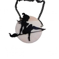 Bewitched Acrylic Necklace :: VampireFreaks Store :: Gothic Clothing, Cyber-goth, punk, metal, alternative, rave, freak fashions