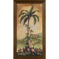 Windsor Vanguard Palm Of The Tropics II by Unknown - VC4015B24x30 - All Wall Art - Wall Art & Coverings - Decor